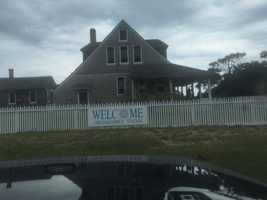 Rodanthe, Βόρεια Καρολίνα: Chicamacomico Life-Saving Station Historic Site & Museum