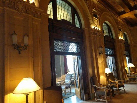 Palm Room Fort Garry Hotel Menu