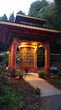 Soquel, Kalifornia: Prayer wheel