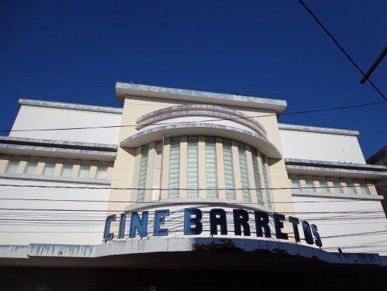 Cine Barretos - Centro Cultural Osório Falleiros da Rocha: Lindo prédio