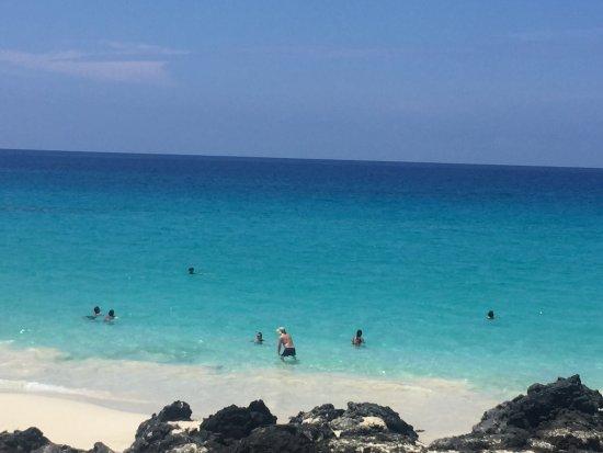 Manini'owali Beach (Kua Bay): Beautiful beach