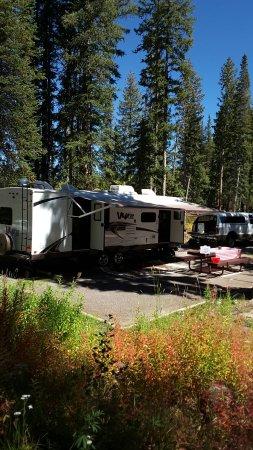 Site 22 Jumbo Campground Grand Mesa Colorado