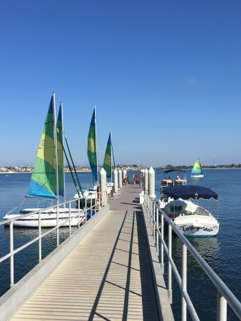 Catamaran Resort Hotel and Spa: Bay