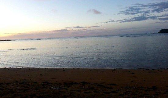 Matacawalevu Island, Fidżi: Sunset at Isa Lei