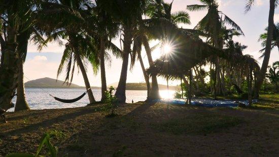 Matacawalevu Island, فيجي: Sunrise on Isa Lei