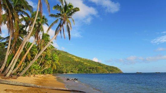 Matacawalevu Island, Fidżi: Westerly View
