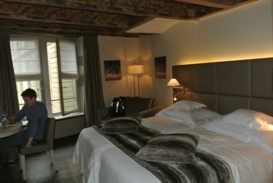 Hotel Les Armures Foto