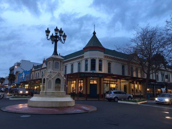 Downtown, close to Rutland Arms Inn