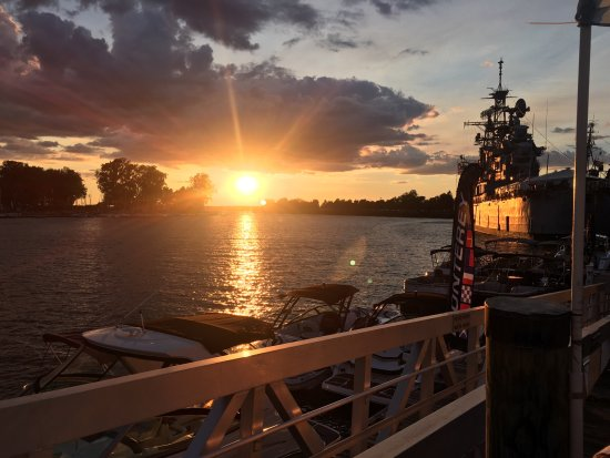 Spirit of Buffalo - Buffalo Sailing Adventures: Taken from docking point