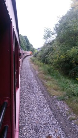 Tioga Central Railroad: 20160909_181338_large.jpg