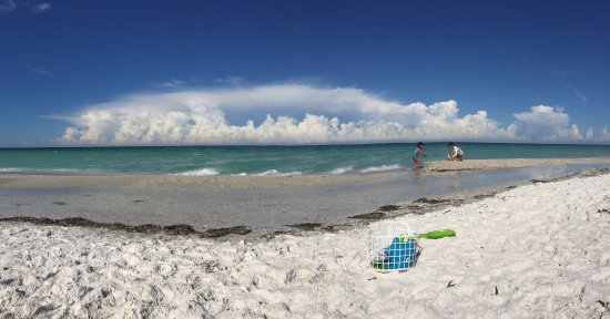Anna Maria Beach Cottages: Perfect weekend!