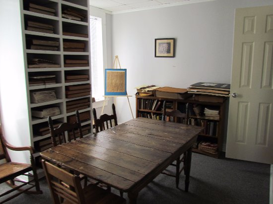 Winder, GA: Archive Room