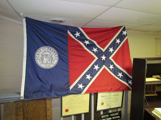 Winder, GA: Georgia Flag