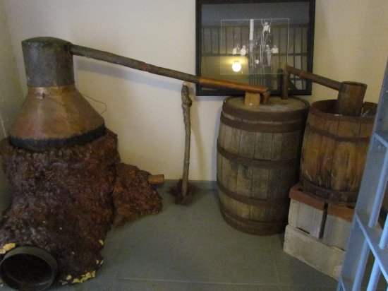 Winder, GA: Whiskey Still