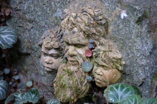 Mount Dandenong, Australia: Sculpture at William Rickets 1