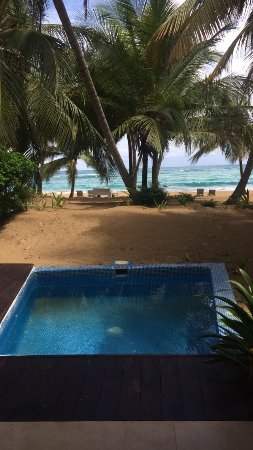 Sivory Punta Cana Boutique Hotel: Room 21 Luxury Oceanfront view from room!!