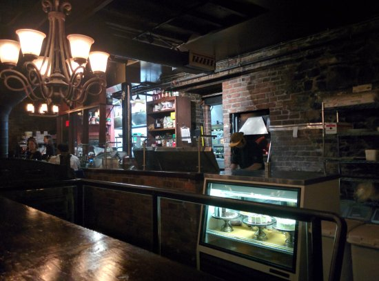 Open Kitchen Oven ~ Pizza oven and open kitchen picture of yellowbelly