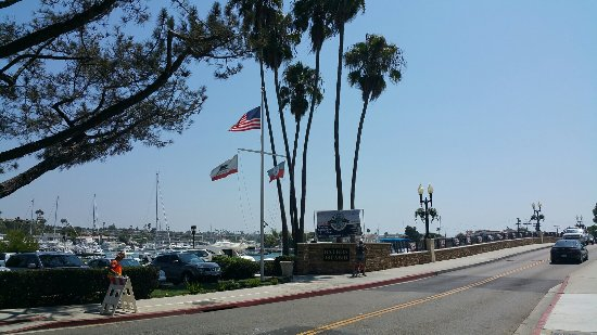 Newport Dunes Waterfront Resort: 20160906_130717_large.jpg