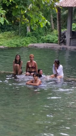Abuyog, Filipina: Ah, so refreshing on a hot Philippine day