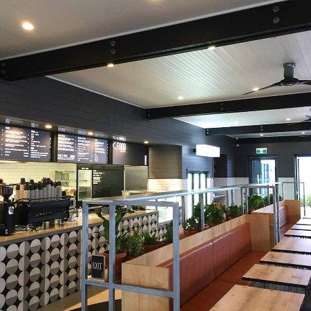 Trigg, Australien: Canteen interior