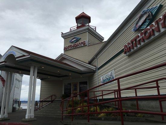 Everett, WA: Naearby Marina