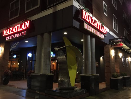 Everett, WA: Mazatlan Mexican Restaurant & Bar in downtown