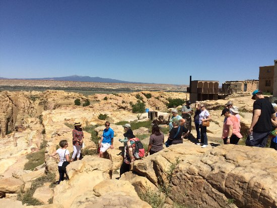Pueblo of Acoma, Νέο Μεξικό: Tour of the Acoma mesa