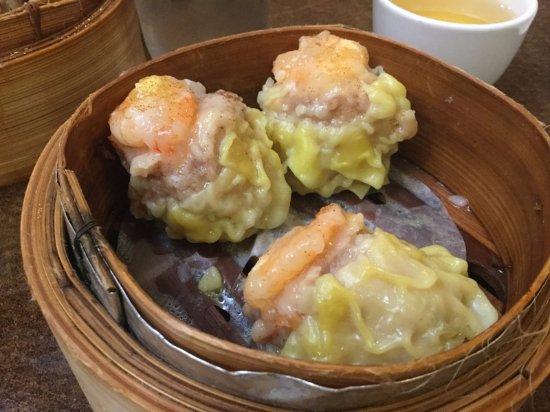 Silver Dragon Restaurant: Food