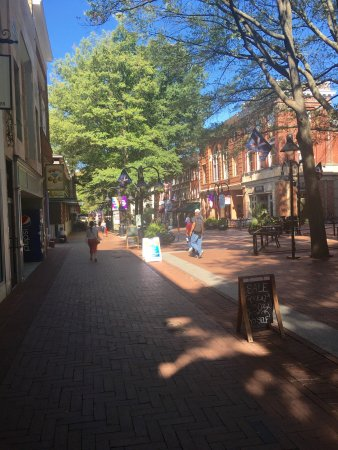 Historic Downtown Mall