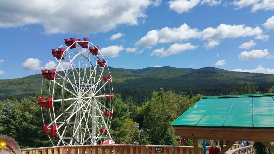 Jefferson, NH: Views from the top of the park