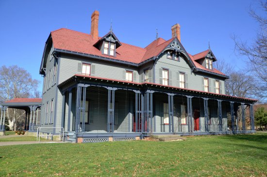 ‪James A. Garfield National Historic Site‬