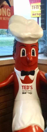 Ted's Jumbo Red Hots Incorporated: Ted's Dog