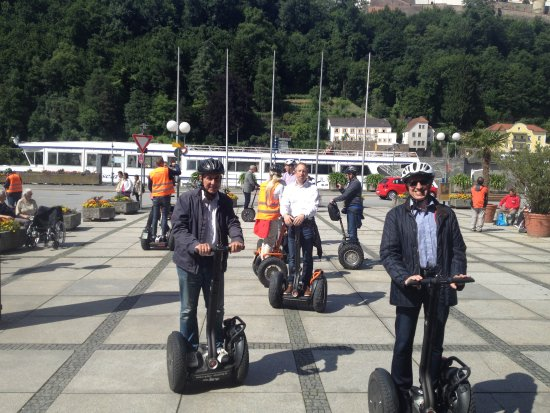 Just Move - Segway Touren Passau