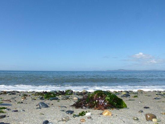 Oak Harbor, WA: The Strait of Juan de Fuca from the western beack