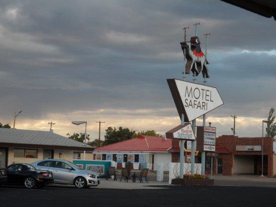 Motel Safari Resmi