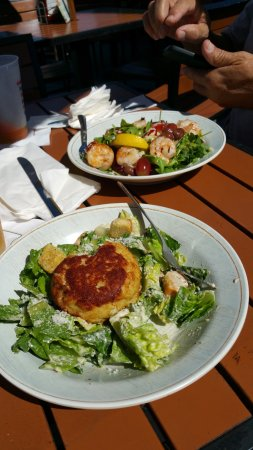 Chesapeake City, MD: Lunch entrees
