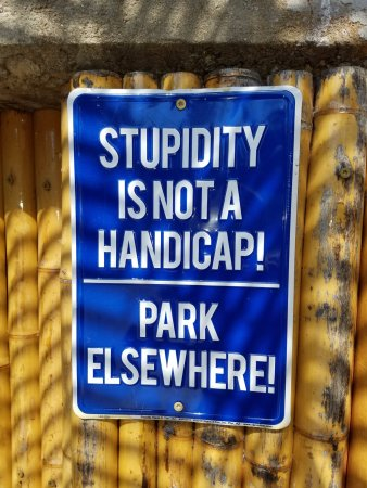 Chesapeake City, Мэриленд: Love this sign