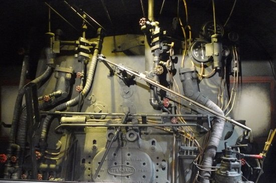 Altoona, PA: the inner workings of an engine