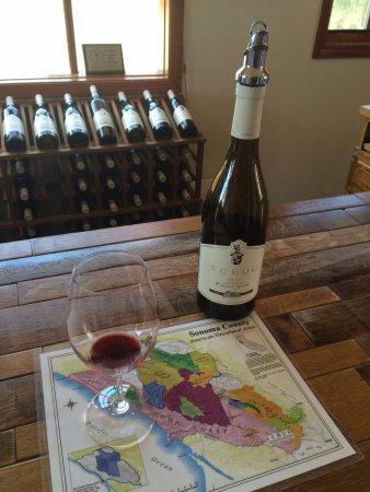 Schug Carneros Estate Winery: Pinot Nior
