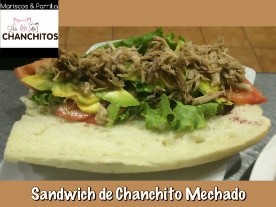 Province of Puntarenas, Costa Rica: Sandwiches