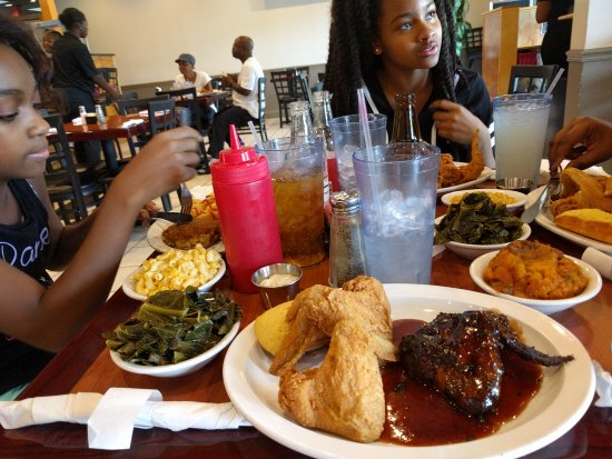 Food Is Here And Were Ready Picture Of Jakes Soulfood Cafe
