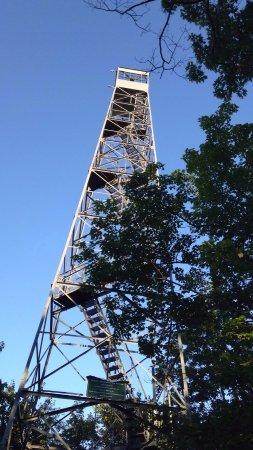 Kent, estado de Nueva York: Nimham Tower climb