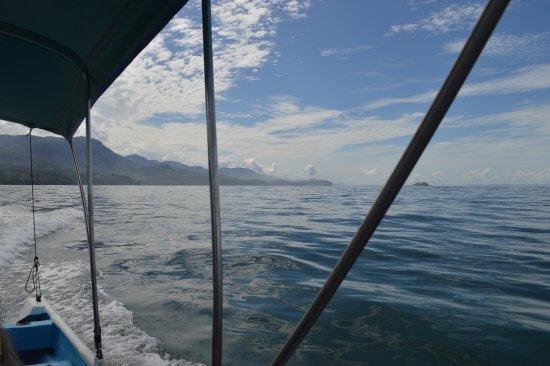 Доминикаль, Коста-Рика: Beautiful coastal views