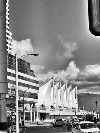 Five Sails Restaurant: Vancouver convention centre