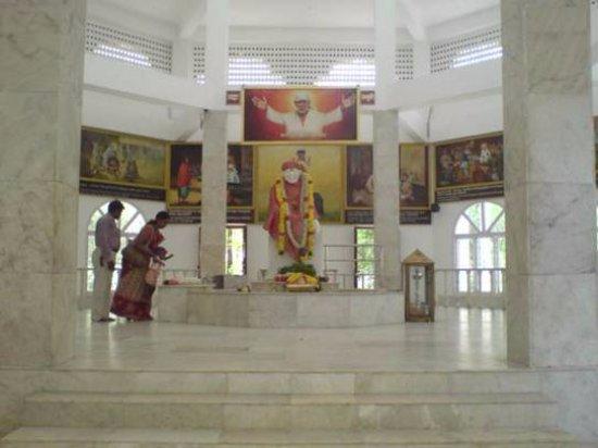 Chennai (Madras), Indien: Main Deity