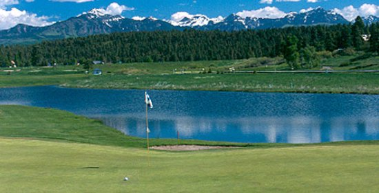 Pagosa Springs Golf Club: Mountain Golf