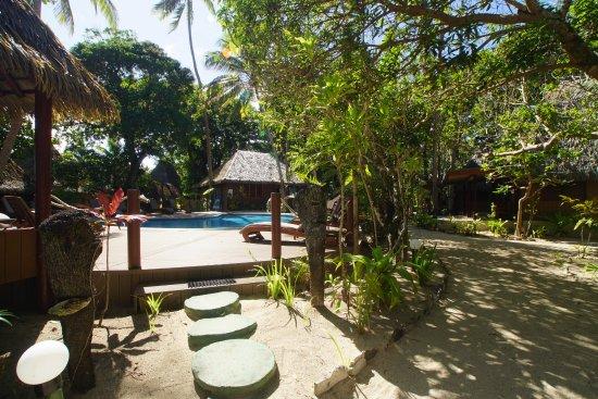Toberua, Fiji: pool