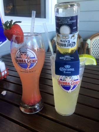 Bubba Gump Shrimp Co. : More drinks