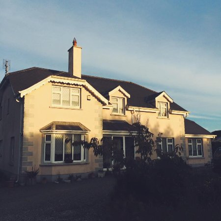 Kilrane, Irland: Charming B&B on a quiet road.