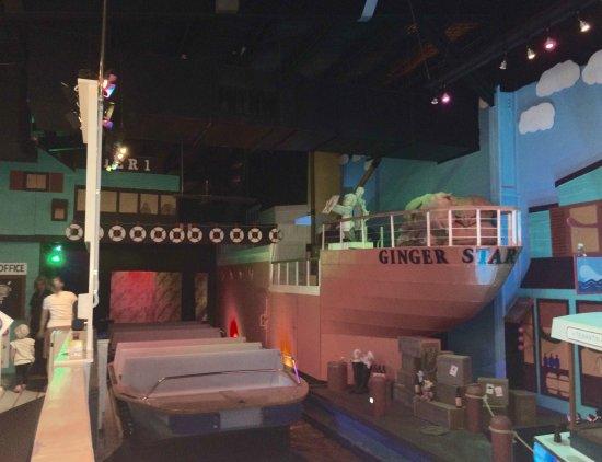 "Yandina, Australia: The ""Overboard"" ride"